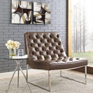 muebles butacas y sillones en acero inoxidable